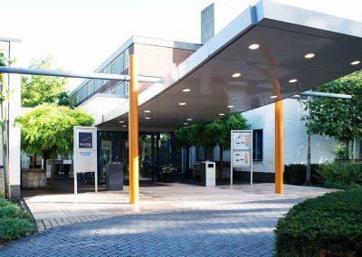 Novotel Rotterdam Schiedam Ingang