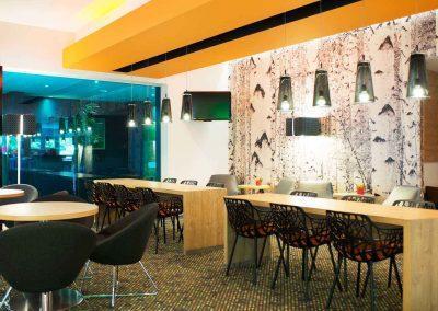 Novotel Rotterdam Schiedam Bar 10