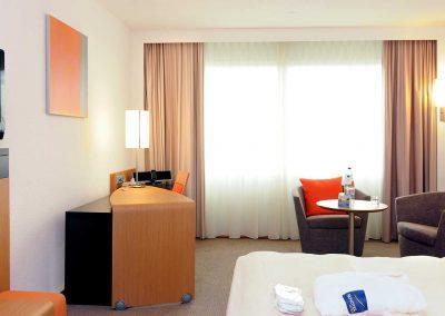 Novotel Hotel Rotterdam Schiedam Executive kamer