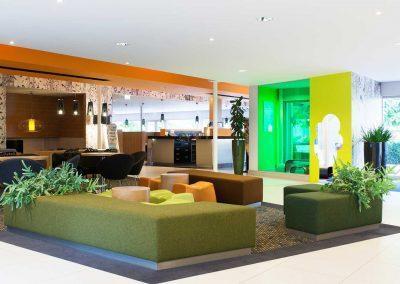 Novotel Rotterdam Schiedam Lobby