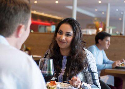 Novotel Rotterdam Schiedam Restaurant 14