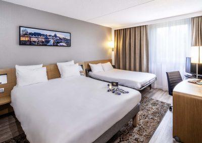 Rotterdam Schiedam_Double Room Extra Bed