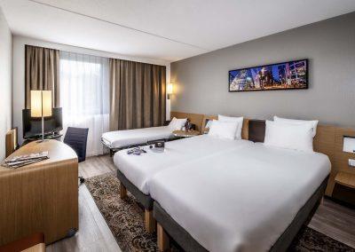 Rotterdam Schiedam_Twin room extra bed