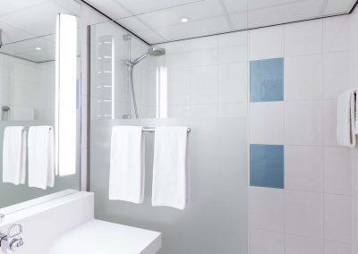 Novotel Eindhoven, bathroom